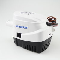 Bilge Pump 750GPH DC12V Automatic Submersible Boat Bilge Pumps For Boats Automatic Water Pump With Float