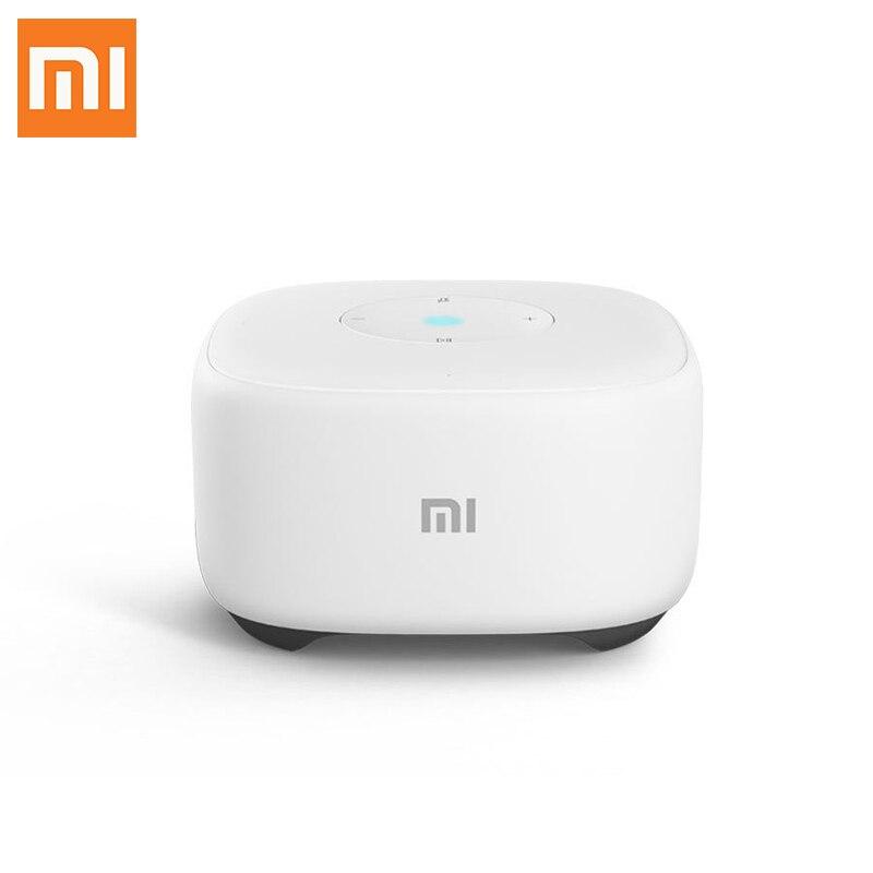 Original Xiao mi mi AI Lautsprecher mi ni 2,4G Wifi Stimme Smart Lautsprecher Tragbare Lautsprecher Bluetooth 4,1 mit mi c für handy-in AI-Lautsprecher aus Verbraucherelektronik bei  Gruppe 1