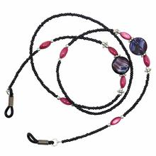2019 Women Shell Eyeglass Chain Beads Beaded Reading Glasses  Rope Sunglasses Straps Holder Retainer 68cm