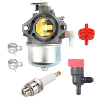 Carburetor Carb Kit Replacement For Walbro LMT 5 4993 17.5 HP Engine Motor Car motorcycle snowblower chainsaw Accessories
