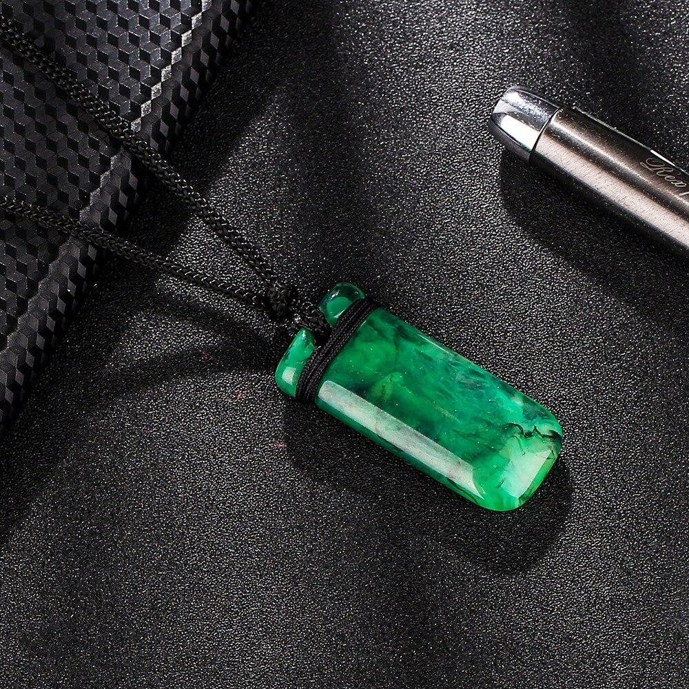 Aquaman Arthur Curry Pendant Necklace Maori Jade Adze Toki Cosplay Jewelry Novelty & Special Use