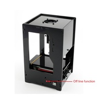 Mini Laser Engraving Machine USB Label Marking Cutting Router 1000mw Off Line Wireless Bluetooth