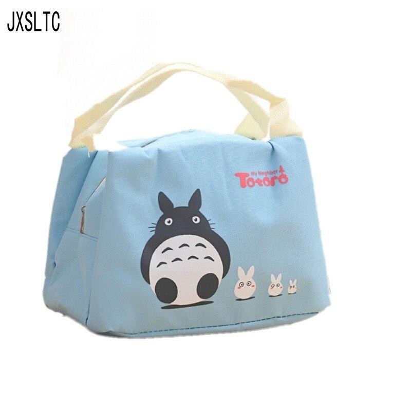 Outdoor Aluminum Foil Oxford Cloth Fresh Ice Pack Cartoon Cute Waterproof Insulation Pcnic Bag Children Lunch Box Bag bag
