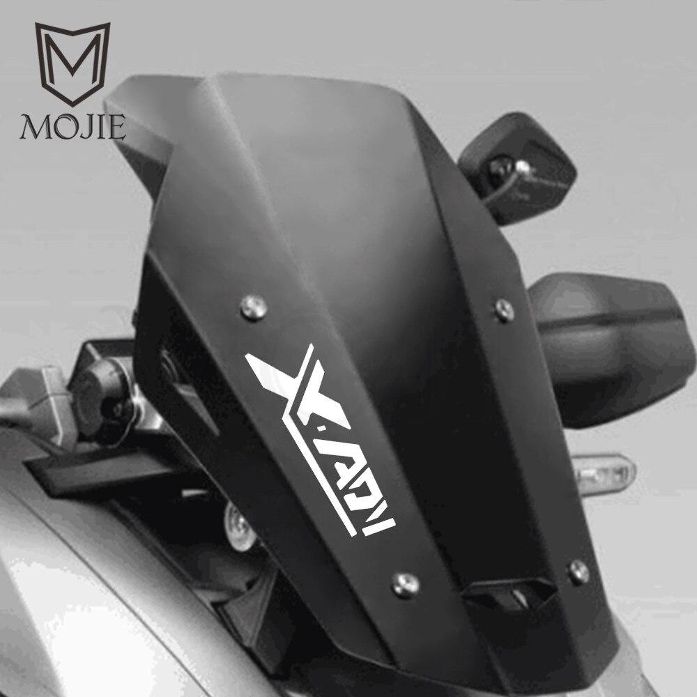 For Honda XADV 750 X ADV X ADV 750 2018 2019 Airflow Adjustable Windscreen Wind Deflector