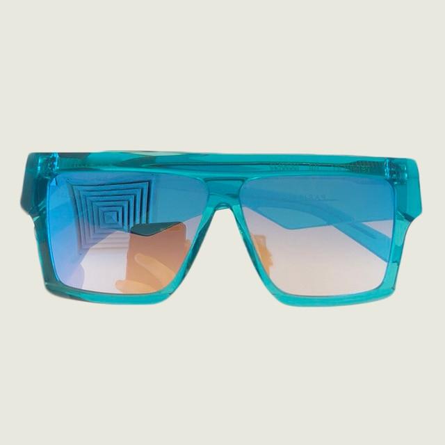 a5c06f19f6 2018 Luxury Fashion Women Sunglasses Brand Designer with Packing Box High  Quality Acetate Frame UV400 Lens
