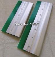 4 pcs Alluminium Alloy Handle Screen Printing Squeegee Customization Accepted 25cm/ 35cm/ 40cm/ 50cm