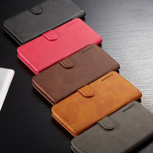 Flip Leather Case For Samsung Galaxy S8 S9 S10 E Plus Note10 Pro S7 A 10 20 40 50 60 70 80 90 M 10 20 10