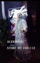 lluminated suit / lluminated LED /light up dress/luminous costume Picture