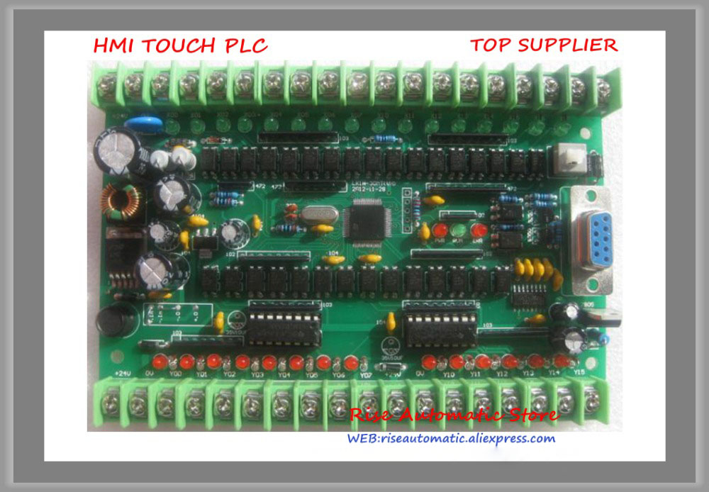 LK1N-30MT Made in China PLC Industrial control board board PLC Online Download Monitor lk1n 20mr made in china plc board plc industrial control board online download monitor text