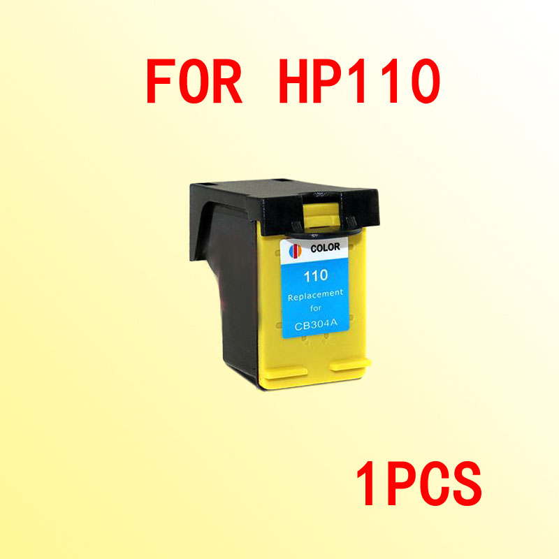 1x for hp 110 CB304A compatible INK cartridge for HP110 Photosmart A310 A516 A616 A716 A526