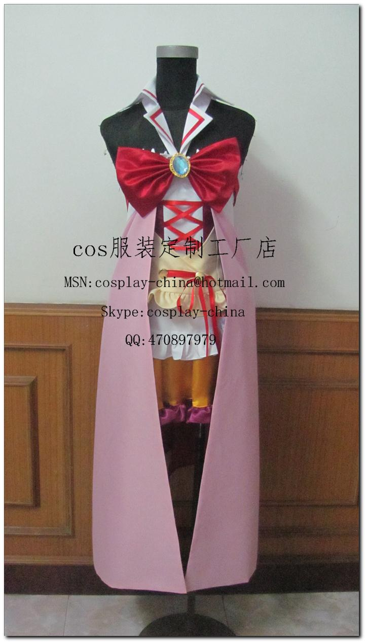 2016 Fashion Anime No Game No Life Cosplay Clothes Stephanie Dora Cosplay Costume Set ...