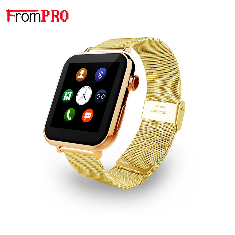 FROMPRO A9S Smartwatch New Bluetooth Smart watch for Apple iPhone IOS Android Phone relogio inteligente reloj Smartphone Watch