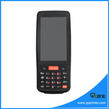 Hot sale wireless 4g LTE ponsel android pda barcode scanner dengan nfc reader(China)