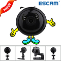 ESCAM Q6 2017 1MP HD Mini WI-FI Ip-камера Крытый Ик день Ночного Видения ONVIF 2.4.2 Поддержка Motion Обнаружения Макс 128 ГБ Карты
