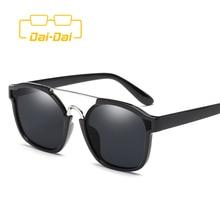UV400 2017 Couple Cateye Lens Eyewear Rock Free Shipping Kpop Sun Goggles Double Beam Frames Women Steam Punk Sunglasses DAI-DAI