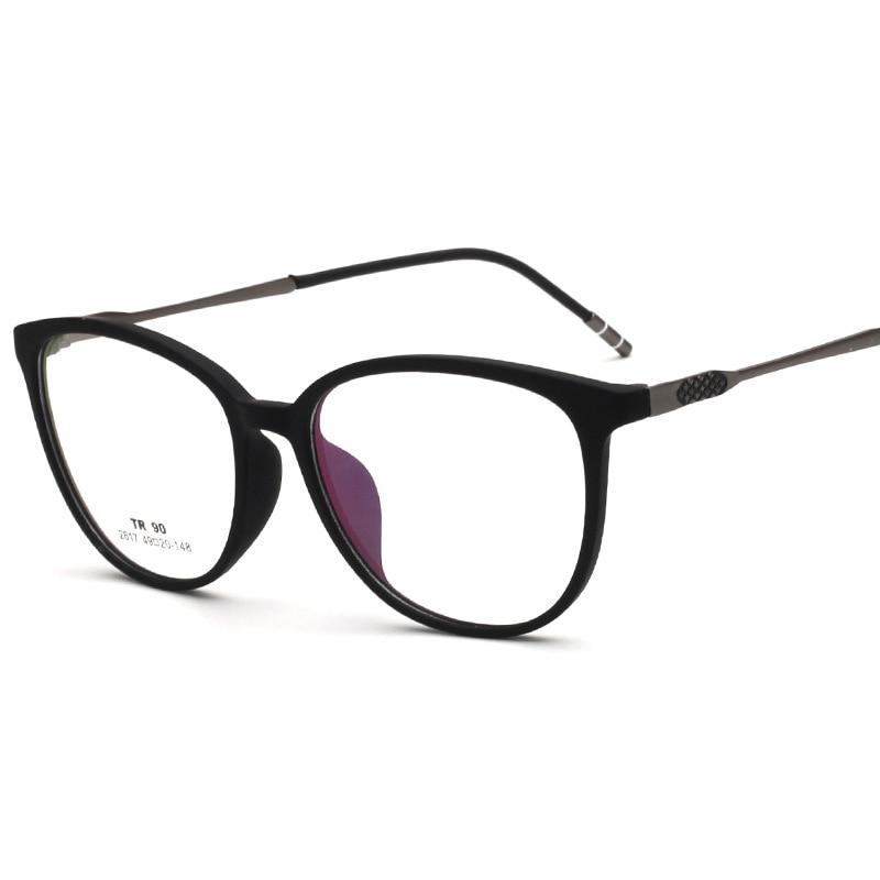 LONSY Moda Oversized Óculos de Armação Mulheres Grife De Metal Óculos de Armação  Óculos de Lente Clara do Navio Da Gota em Armações de óculos de Acessórios  ... 1419053304