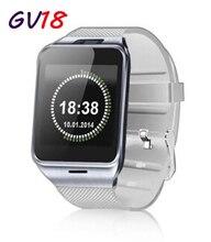 """Freies Verschiffen Heiß! 2016 Neue Smart Watch Phone 1,55 """"Bluetooth SmartWatch gv18 Phone Sync Anruf SMS für Samsung Android"""