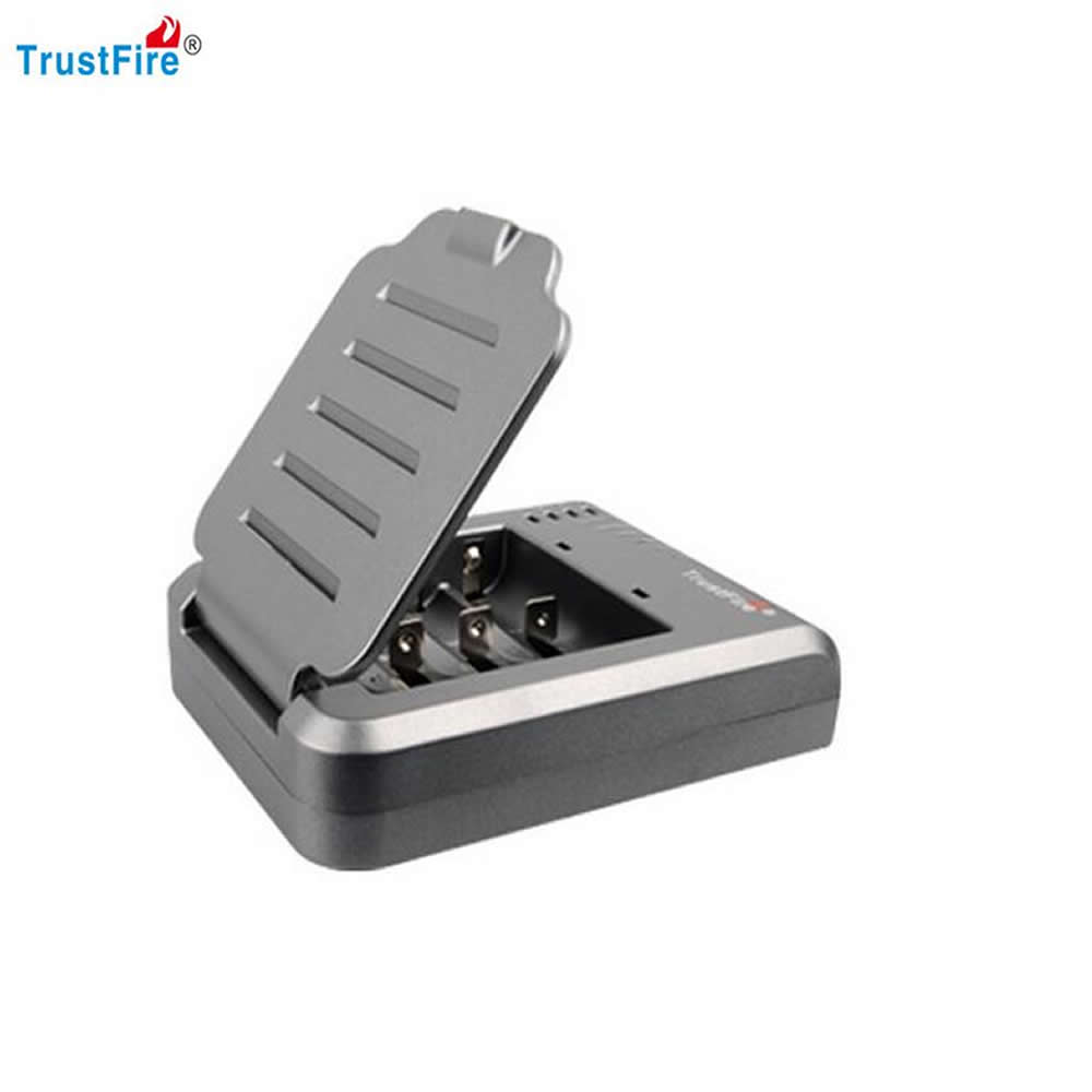 Original Trustfire Imr Li Ion 18650 Tr 003p4 Smart Charger