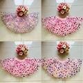 Skirts New 2016 Infant Baby Kids Girls Dancewear Cute Organza Mini Tutu Casual Ball Princess Skirt Summer