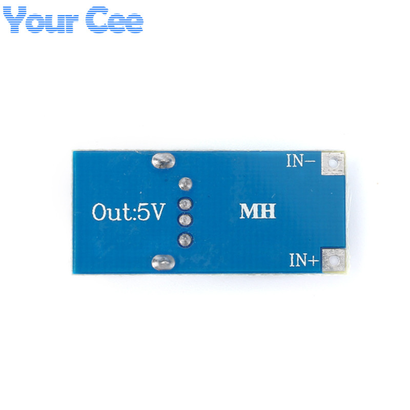 5 stücke DC-DC Converter Step Up-Boost Modul 0,9-5 V T0 5 V 600MA USB Ladegerät Für MP3 MP4 Kamera