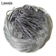 Lawaia Fishing Gill Net 1.8*30m Multifilament Nets Finland for Gillnet 3 Layers Catch Network