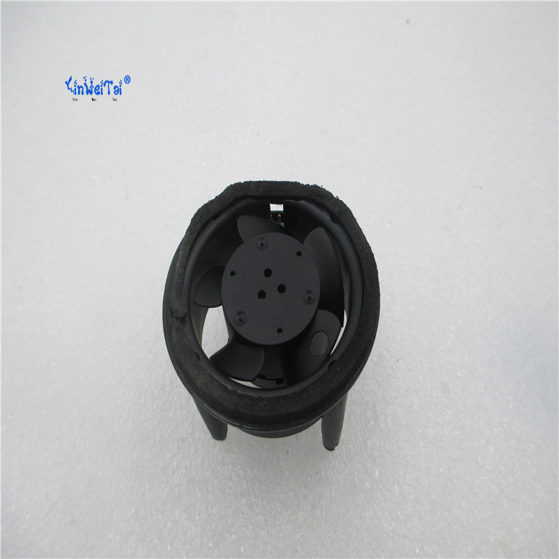 FAN FOR Original EBMPAPST 412/2R 12V 80MA 1W Device cooling fan new for ebmpapst a2s130 aa03 01ac220v thermostability cooling fan