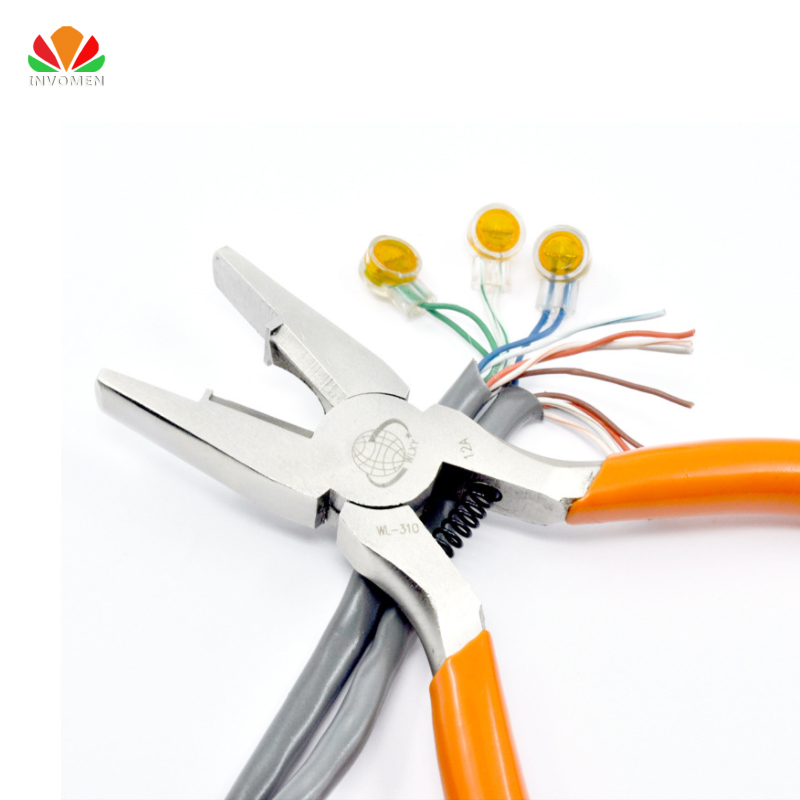 SONOVO Japan s original design dedicated wiring Sub-crimping pliers cable Crimper Terminal Cold-pressing K1 K2 K3 K4 K7 3M