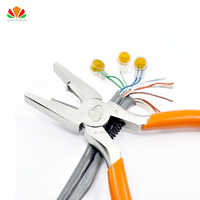 SONOVO Japan's original design dedicated wiring Sub-crimping pliers cable Crimper Terminal Cold-pressing K1 K2 K3 K4 K7 3M