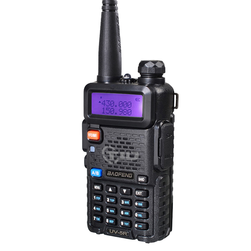 2Pcs Baofeng UV-5R Walkie Talkie VHF / UHF136-174Mhz & 400-520Mhz - Пераносныя рацыі - Фота 3