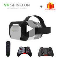 Casque VR Shinecon G05A Casque de réalité virtuelle lunettes 3D Casque 3 D pour iPhone Android Smartphone lunettes mobiles