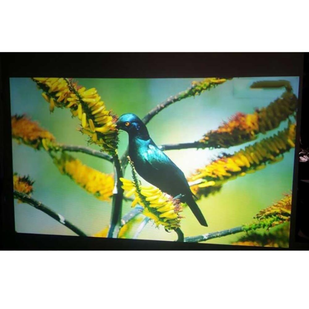 HOHOFILM 152cmx50cm Dark Grey Hologram Rear Projection Screen Film For Shop Window Film Screen Film 60''x20''