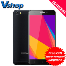 Original HAWEEL H1 Pro 4G Teléfonos Móviles Android 6.0 1 GB RAM 8 GB ROM Quad Core Smartphone 5.0MP 5.0 pulgadas 720 P Dual SIM Teléfono Celular