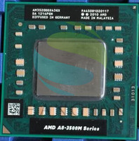 AMD Laptop CPU A8 3520M A8-3520m AM3520DDX43GX A8-Series Socket FS1 CPU 4M Cache/1.6GHz/Quad-Core