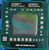 AMD Laptop CPU A8 3520M A8 3520m AM3520DDX43GX A8 Series Socket FS1 CPU 4M Cache