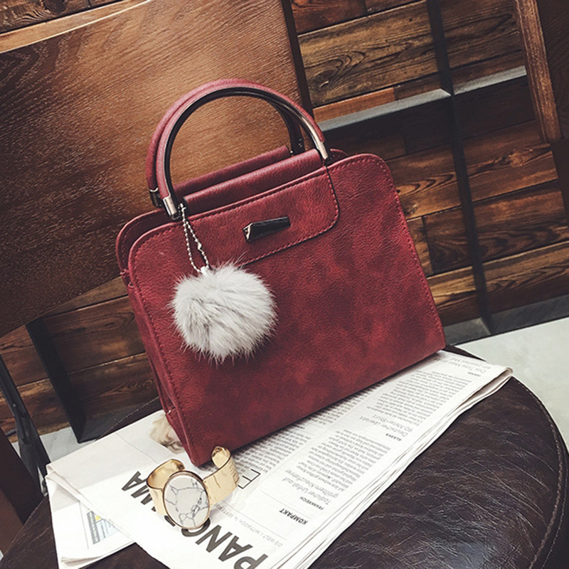 A new round of explosive sales in 2019, good quality and low price, crazy purchases, handbags red ordinary 19