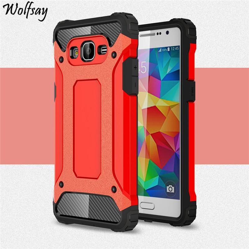 Wolfsay για κάλυψη υπόθεση Samsung Galaxy Grand Prime - Ανταλλακτικά και αξεσουάρ κινητών τηλεφώνων - Φωτογραφία 6
