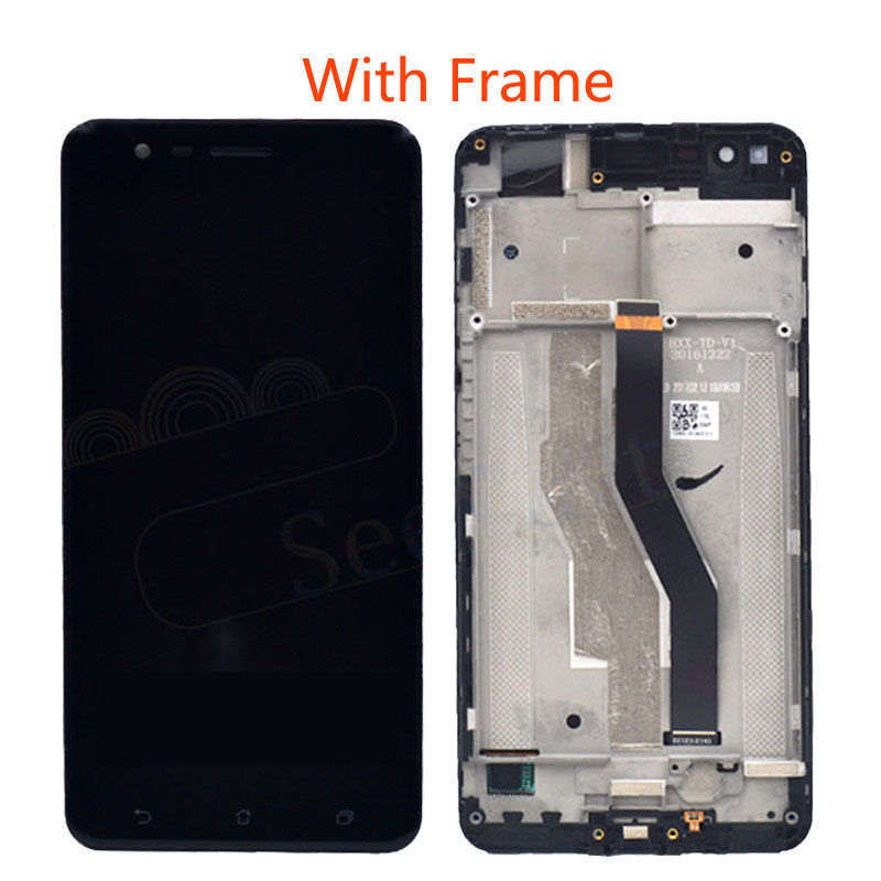 Image 2 - OLED For ASUS ZenFone 3 Zoom ZE553KL ZE553 Z01HDA LCD Screen 