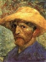 Handpainted van gogh oil paintings,van gogh self portrait reproductions on promotion