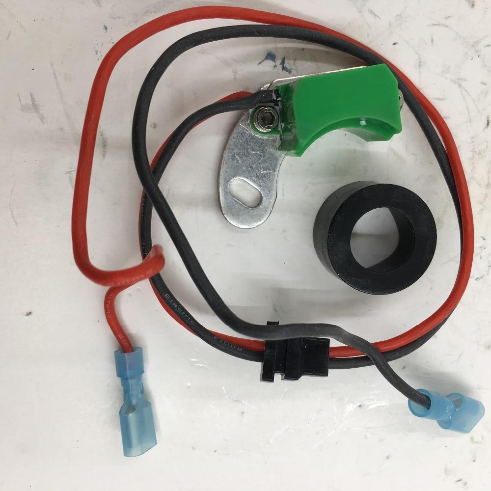 Электронный комплект зажигания SherryBerg для дистрибьюторов Bosch JFU4 009, подходит для VW Penta Porsche Audi 0231178009, 10 комплектов