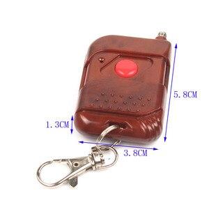 Image 5 - Sleeplion Interruptor de Control remoto con microrelé interruptor de 6V, 9V, 12V, 24V, 1Ch, Mini receptor pequeño, módulo de encendido y apagado de 315MHz