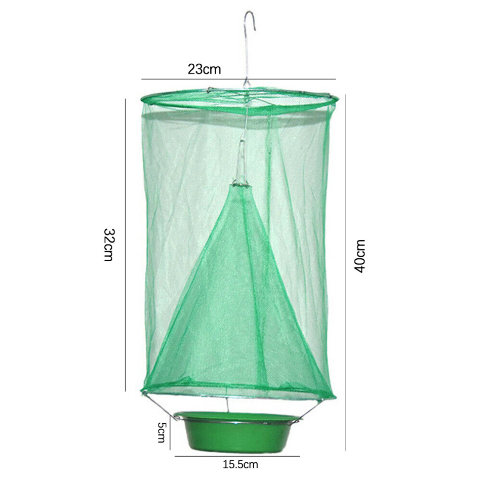 Reusable Hanging Fly Trap
