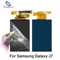 10PCS Lot Wholse LCD Module For Samsung Galaxy J7 2015 J700 J700F J700M J700H LCD Display