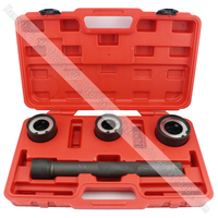 4pc Hand Tool Set Of Steering Rack Knuckle Tool Tie Rod End Track Joint Removal Universal