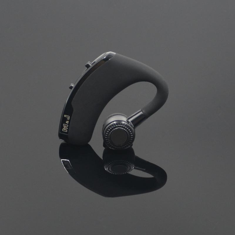 M & J V9 сымсыз Bluetooth гарнитурасы Бизнес - Портативті аудио және бейне - фото 6