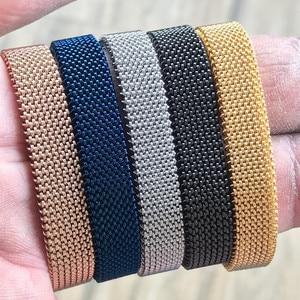 Image 1 - Somsoar Sieraden rvs veerkrachtig Mesh Armband luxe Polsband hand made Mesh Armband om groothandel 10 stks/partij