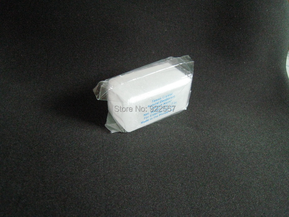 Free Shipping For 55gr Alum Block Packed By Gift Box,alum Stone,deodorant Block,deodorant Stone,tawas Deodorant Stone