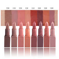 8PCS/LOT Miss Rose Lipstick Hot Sexy Colors Lip Paint Matte Lipstick Waterproof Long Lasting Lipstick Lip Kit Lip Makeup