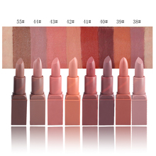 8PCS/LOT Miss Rose Lipstick Hot Sexy Colors Lip Paint Matte Waterproof Long Lasting Kit Makeup