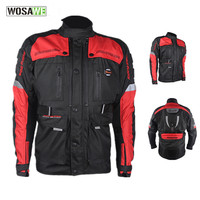 Riding Tribe Men Motorcycle Motocross Off Road Jackets Winter Windproof Waterproof Thermal Warm Jackets Blouson Moto