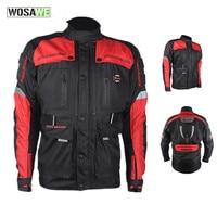 Riding Tribe Men Motorcycle Motocross Off Road Jackets Winter Windproof Waterproof Thermal Warm Jackets Blouson Moto